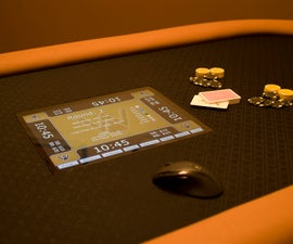 Put an LCD in your Poker Table