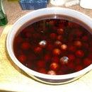 Making Fruit Vinegars; Alternative Method.