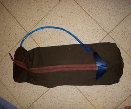 Make a Protective Camelbak Case from Household Materials