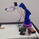 Building the Robotic Arm with 3DP +Arduino(用3DP+Arduino製作機械手臂)