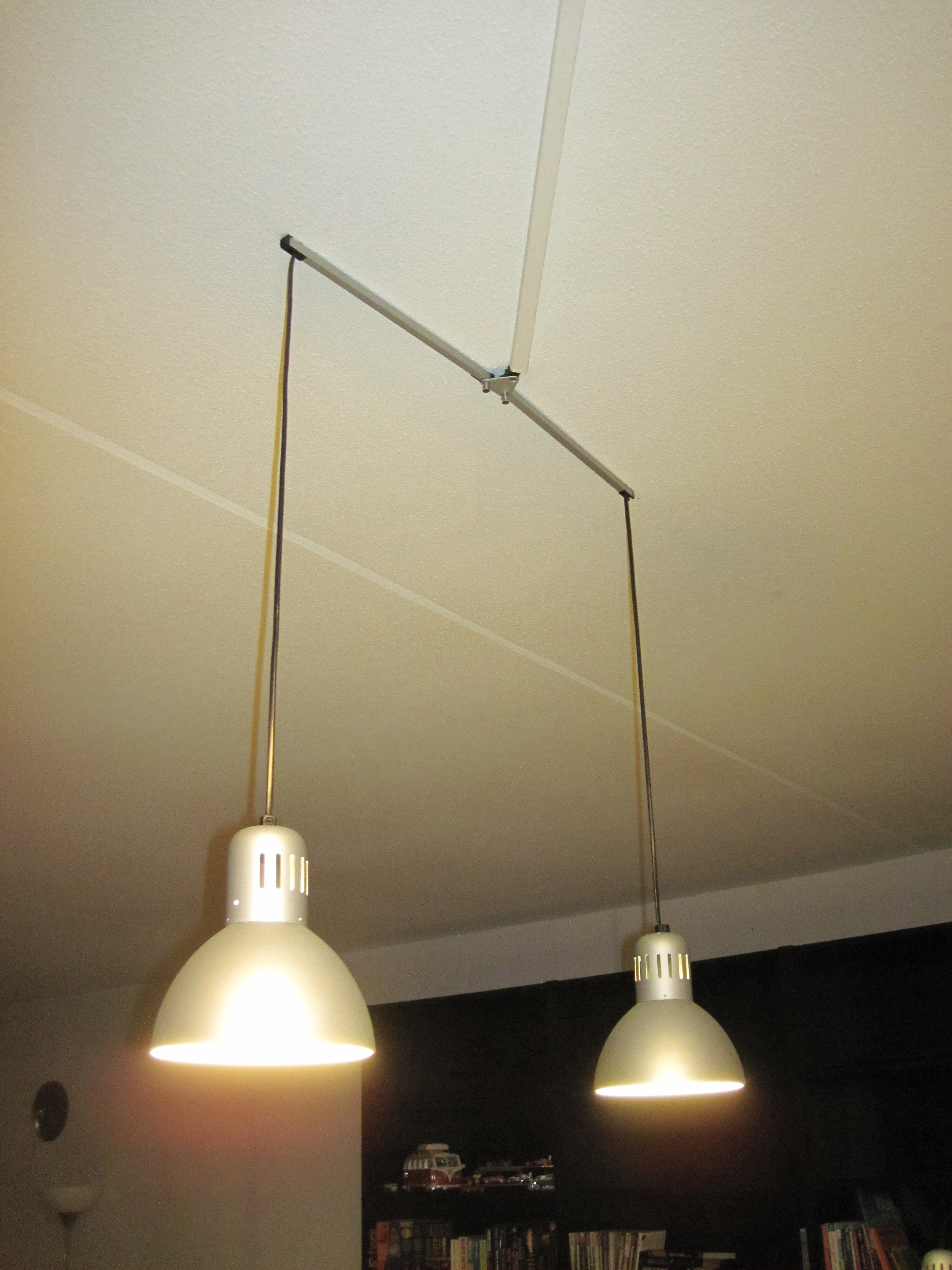 Picture of The Finished Tertial Hang Lamp