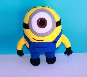 DIY Minion Plushie