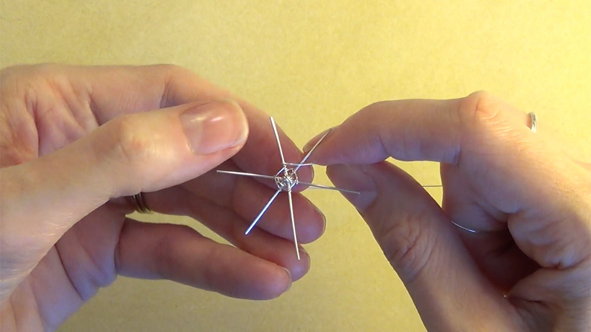 Picture of Weaving the Spider Web