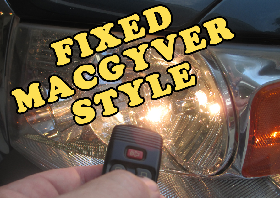 Picture of How to Fix Key FOB Keyless Entry for Ford