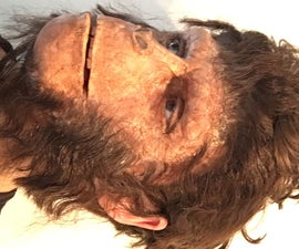 Making a Planet of the Apes Chimp Prosthetic
