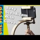 DIY Steadicam for GoPro or iPhone, Camera stabilizer