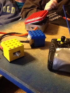 Make Your Own Lego Motor Case and Shaft Adapter