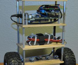 Simple Self-balancing Robot w/ Galileo Gen 2