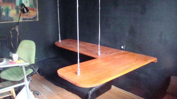 Folding Hanging Work-table