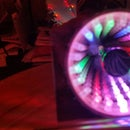 Audio Spectrum Analyzer Infinity Mirror