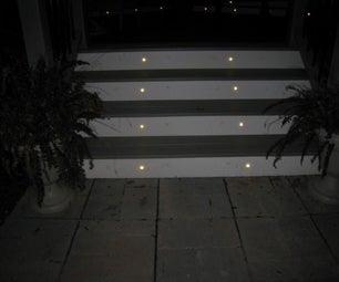 How to Make LED Deck Lights