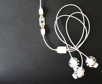 Picture of Add the ECG Components