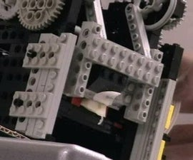 Lego Microtome