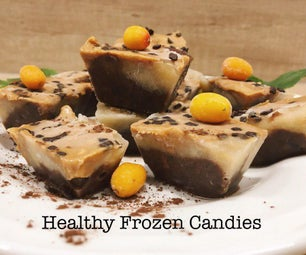 Healthy Frozen Candies