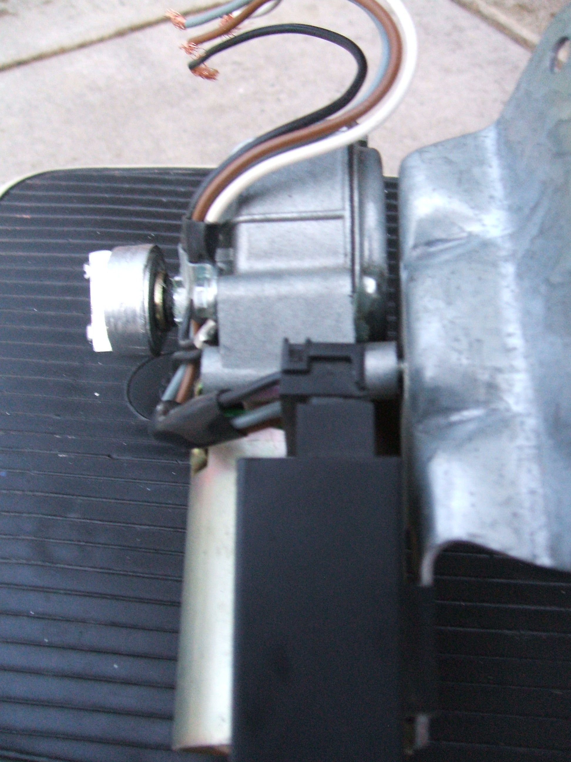 Picture of Select a Replacement Motor
