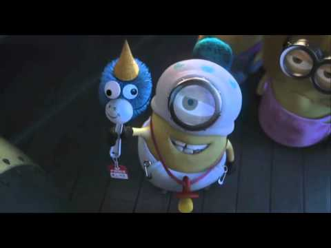 Picture of Papoy! Minion Unicorn Toy From Despicable Me