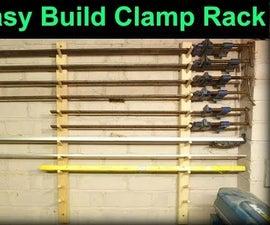 Easy Build Clamp Rack