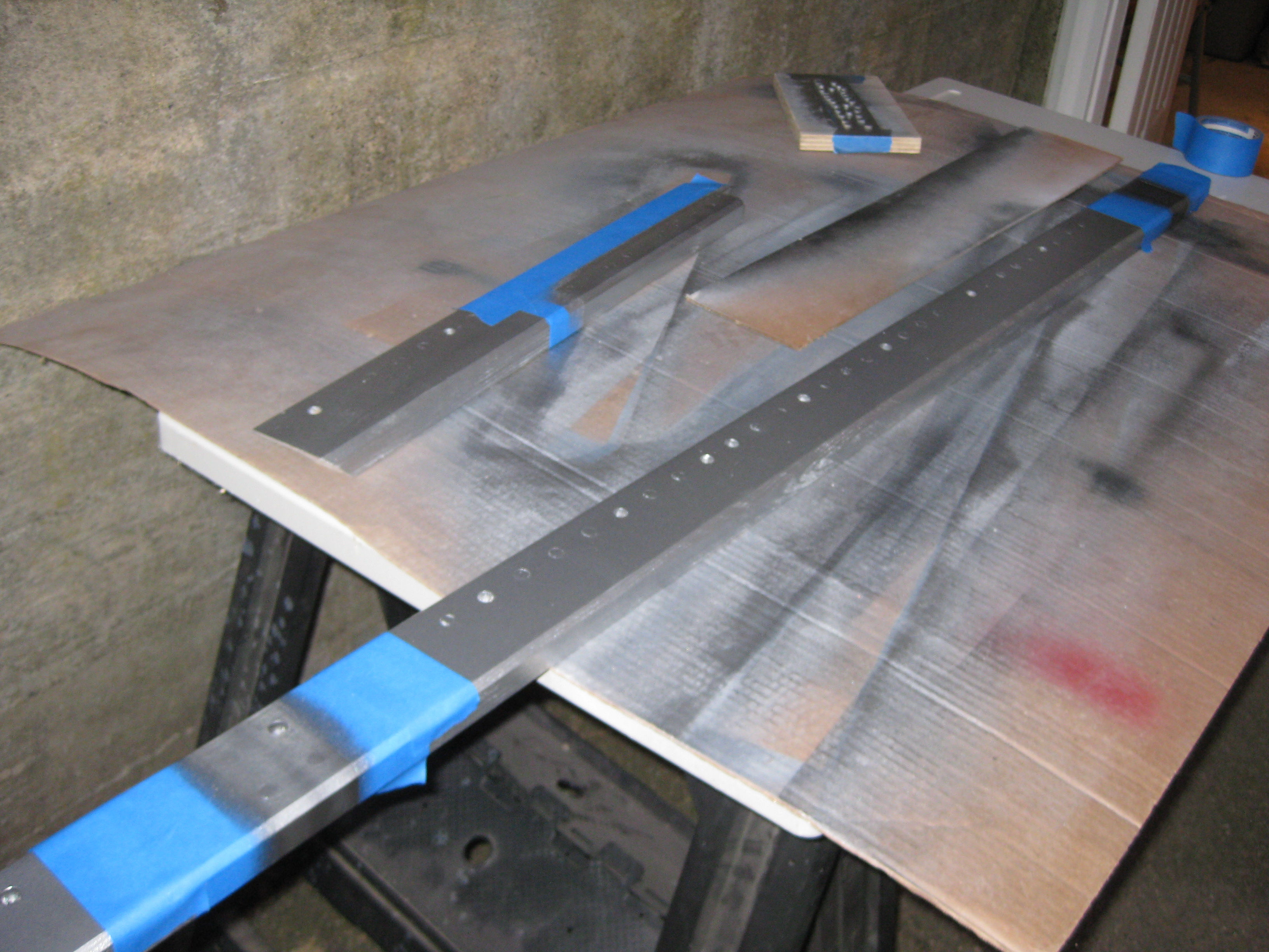 Picture of Edging and Face Frame