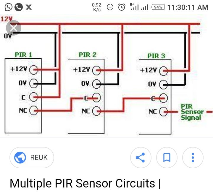Pir Motion Sensor Tutorial 8 Steps With Pictures Instructables