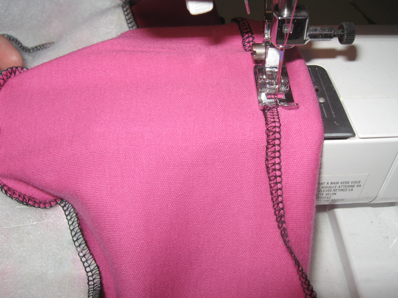 Picture of Elastic Casing (You're Almost There!)