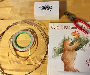 Makey Talking Book From Scratch