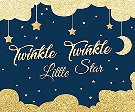 """Sonic Pi """"Twinkle Twinkle Little Star"""" Coded Song for Mac"""