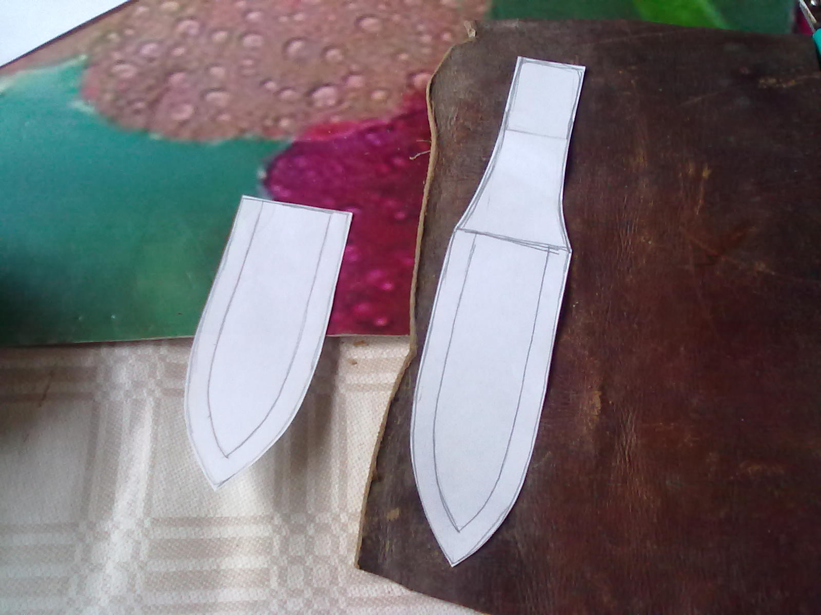 Picture of Sheath Making