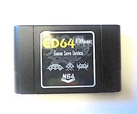 Cheapest N64 Game Drive ED64 Plus