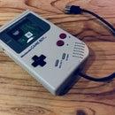 Retro External Drive Game Boy