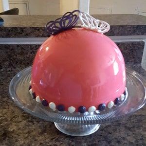 Glaze and Decorate the Cake