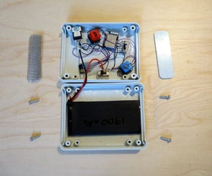 Temp. and RH Data Logger With Wifi UI