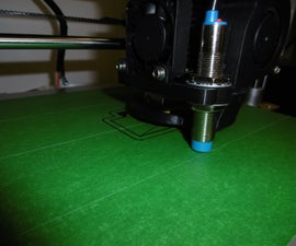 Anet A8 (Prusa I3) Auto Leveling Using NPN NC Proximity Sensor and Skynet3D V2 Firmware