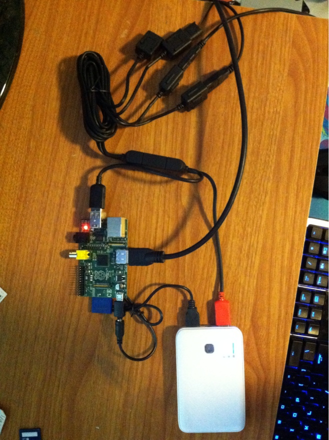Picture of Powering Up Your Pi