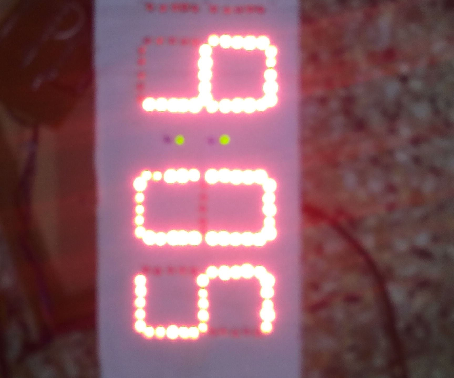 Digital Clock From Scratch Using Leds And 89c51 7 Steps At89c4051digitalrealtimeclockcircuitgif