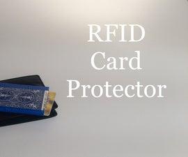 RFID Credit Card Protecter