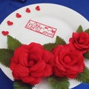 "A Plate ""With Love"""