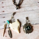 Magnetic Interchangeable Focal Necklace