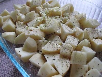 Garlic and Seasonings!