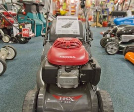 Getting Your Lawnmower Started (When It Doesn't Want To)