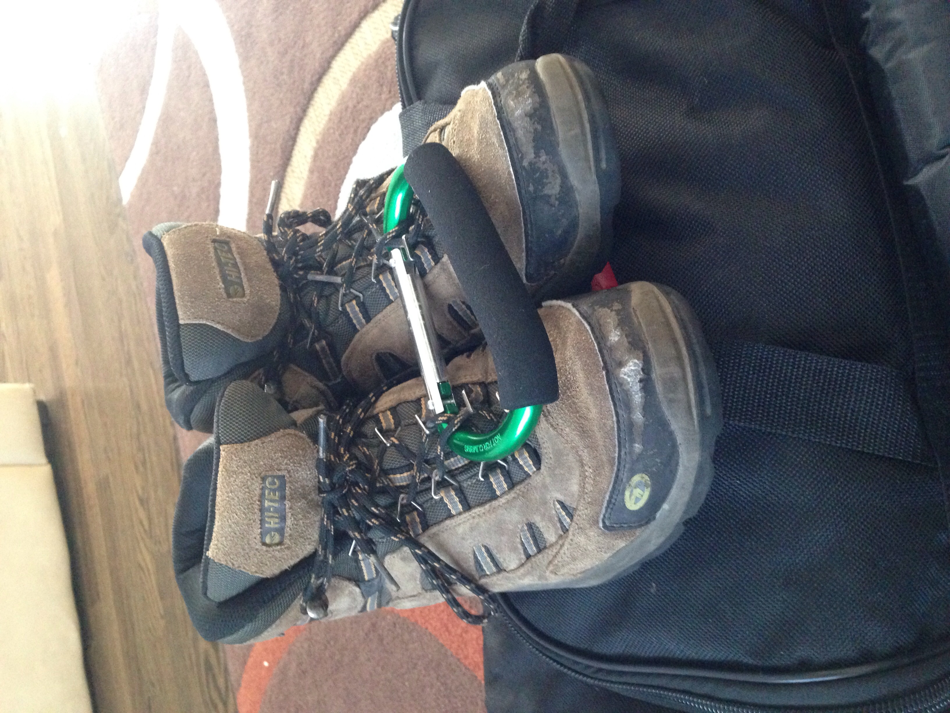 Picture of Handling Your Boots