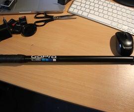 GoPole - Pole mount for under £8