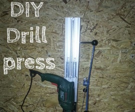 Drill Press DIY