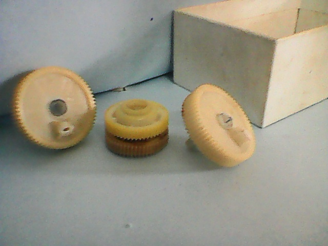 Picture of Making Wheels