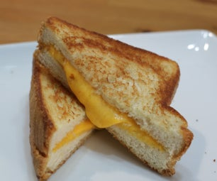 Perfect Grilled Cheese Sandwich
