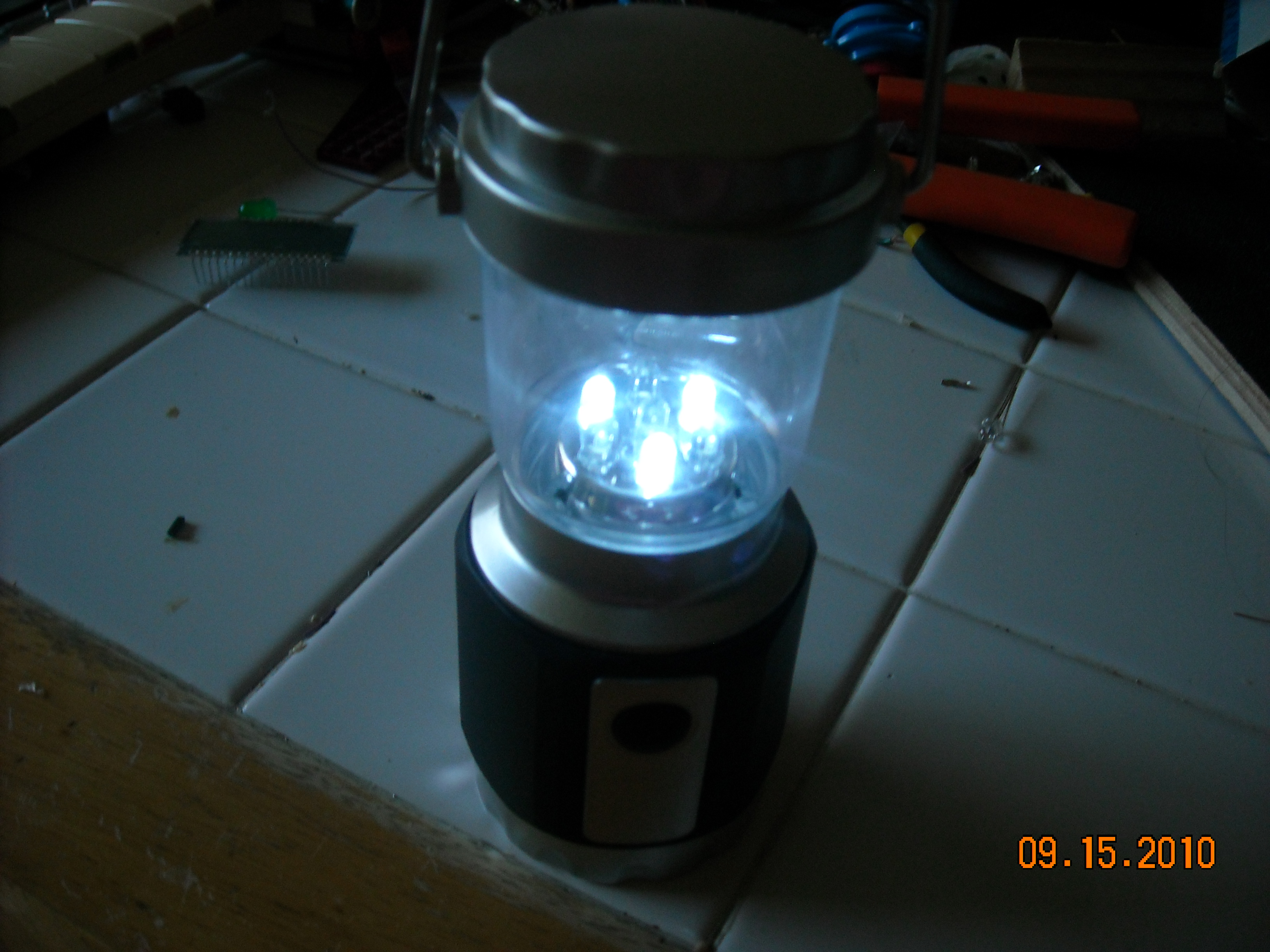 Picture of RAINBOW LED LANTERN FUN TIME!!!