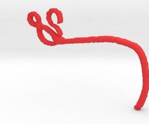 3D Printed Ebola