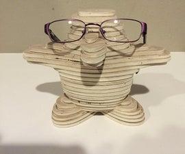 Penguin Glasses Holder