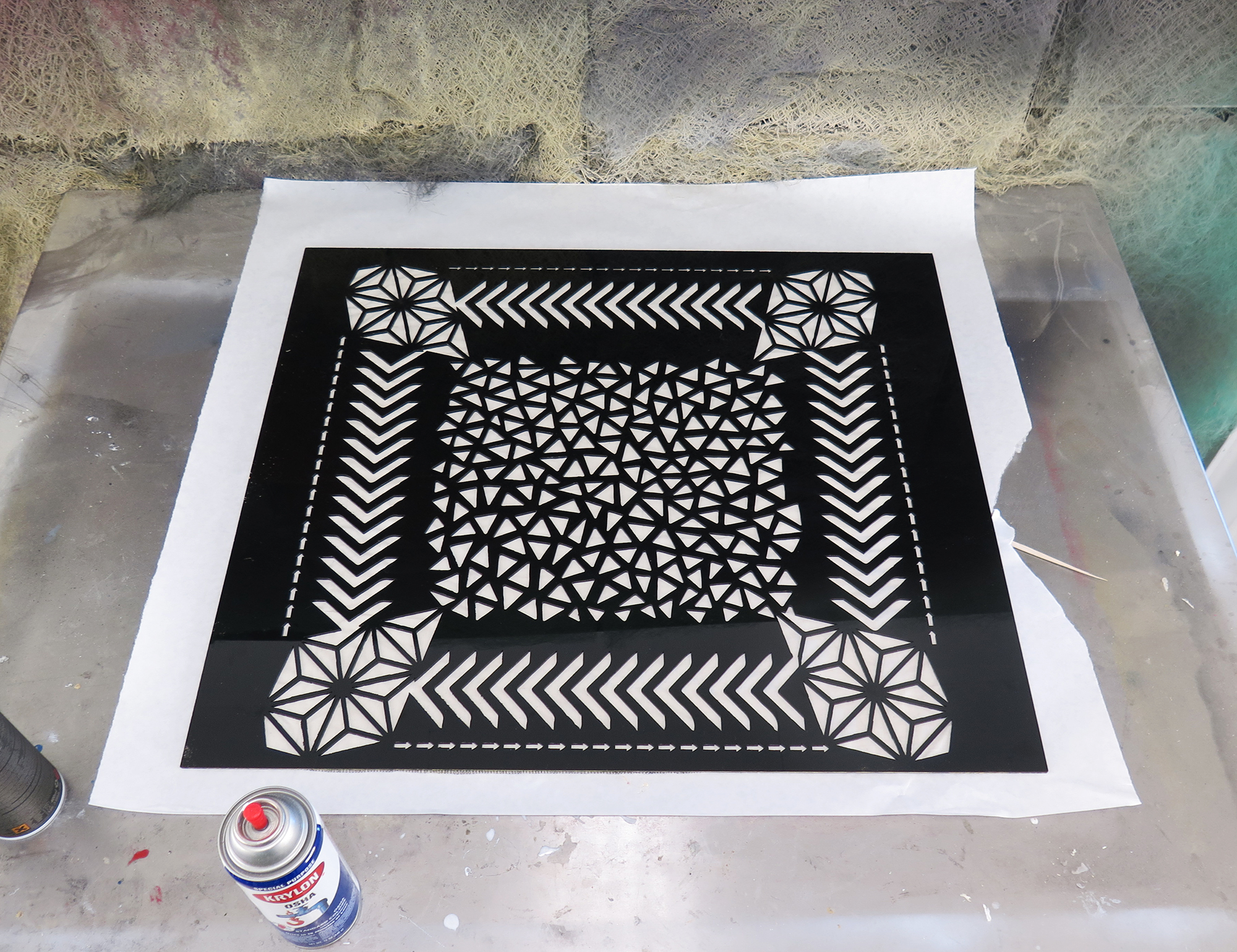 Picture of Spray Print