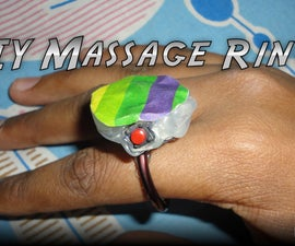 DIY Massage Ring