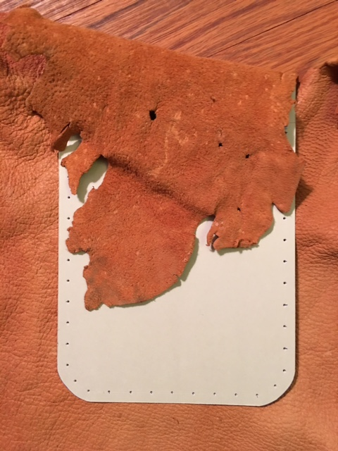 Picture of Make the Leather Pieces